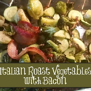 Roasted Vegetables With Bacon Recipes.