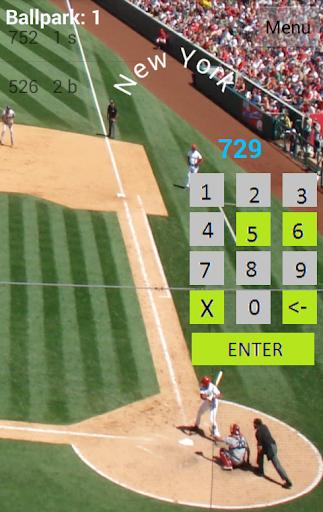 Baseball Bingo