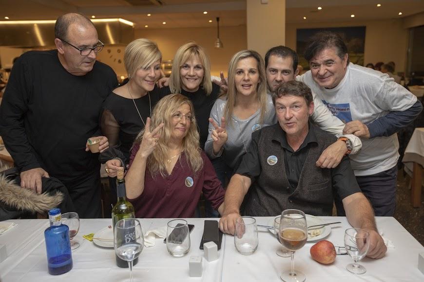 Este grupo llegó desde Campos (Mallorca).