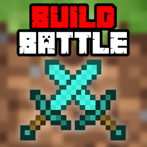 Server Build Battle for Minecraft PE for PC