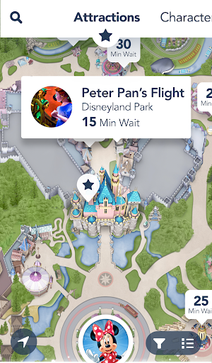 0 Disneyland App screenshot