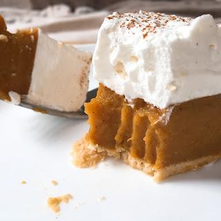 Pumpkin Pie Sauce Recipes