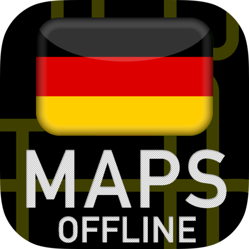 ? GPS Maps Of Germany : Offline Map Android APK Download Free By MapFactor