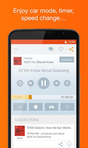 Podcast & Radio iVoox - Apps on Google Play
