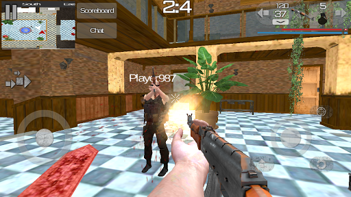Second Warfare 3 Games for Android screenshot