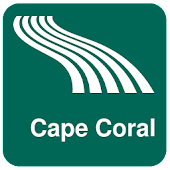 Cape Coral Map offline