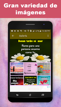 Download Feliz Tarde Mi Amor Frases De Buenas Tardes Apk Latest