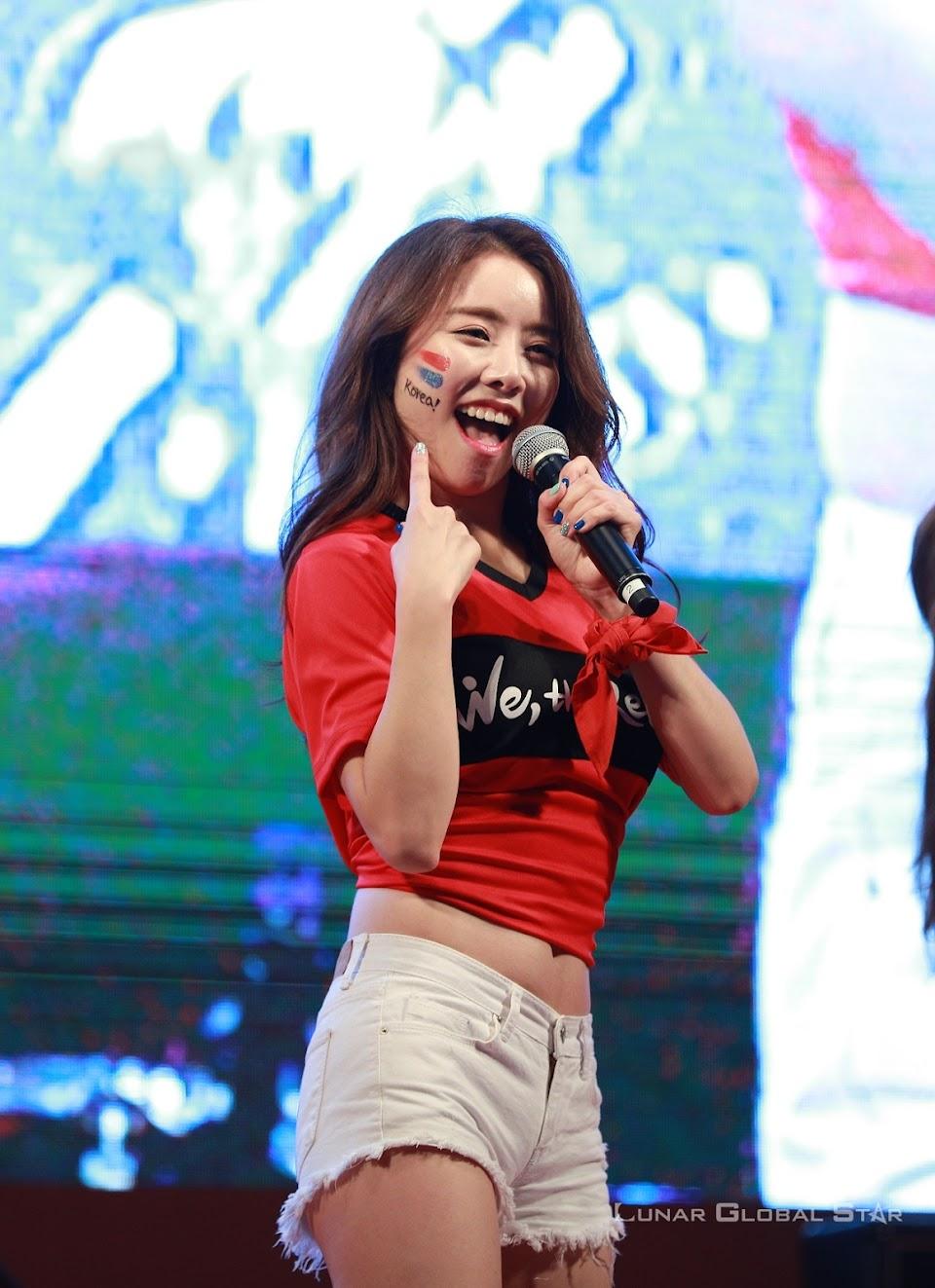 korean music festival 2018 seol hayoon