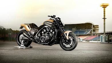 Photo: Yamaha Hyper Modified