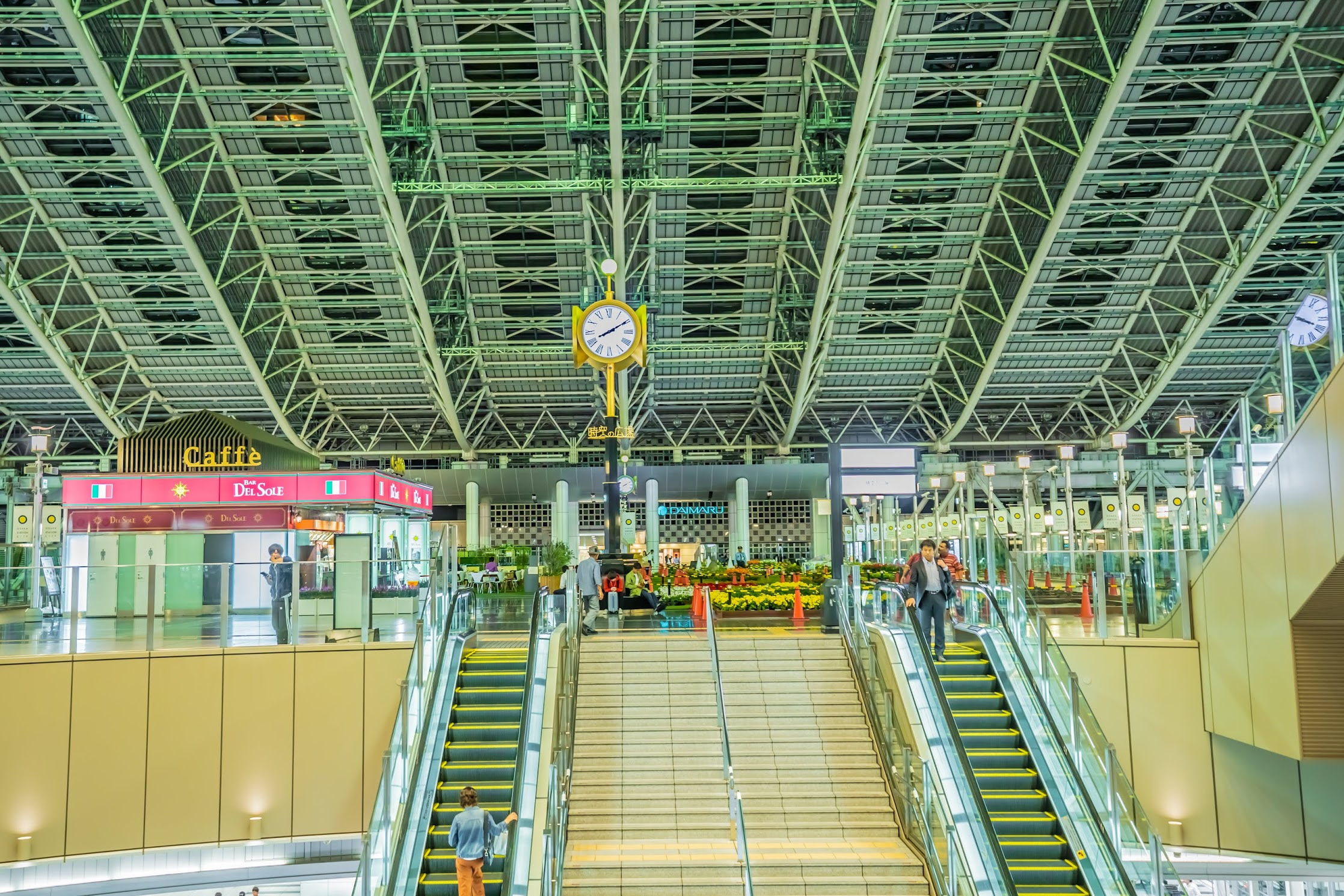 Osaka station city2