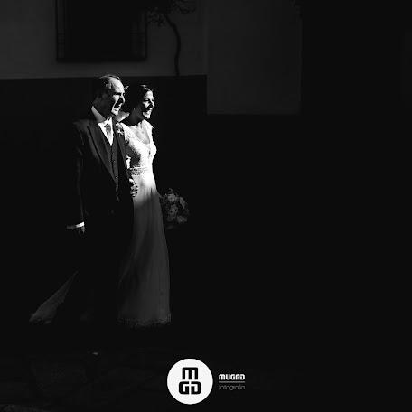 Fotógrafo de bodas David Muñoz (mugad). Foto del 01.12.2017