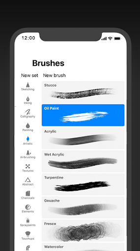 Procreate Pocket Paint screenshot 2