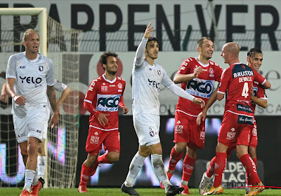 """Hernan Losada satisfait malgré le nul spectaculaire du Beerschot : """"Je félicite mes joueurs"""""""