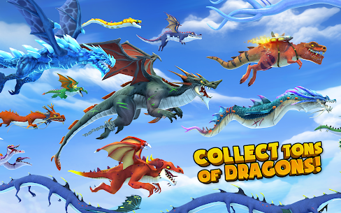 Hungry Dragon MOD Apk 2.10 (Unlimited Money) 10