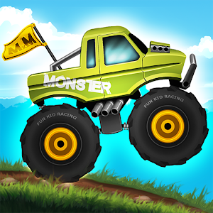 Monster Truck Kid Racing for PC and MAC
