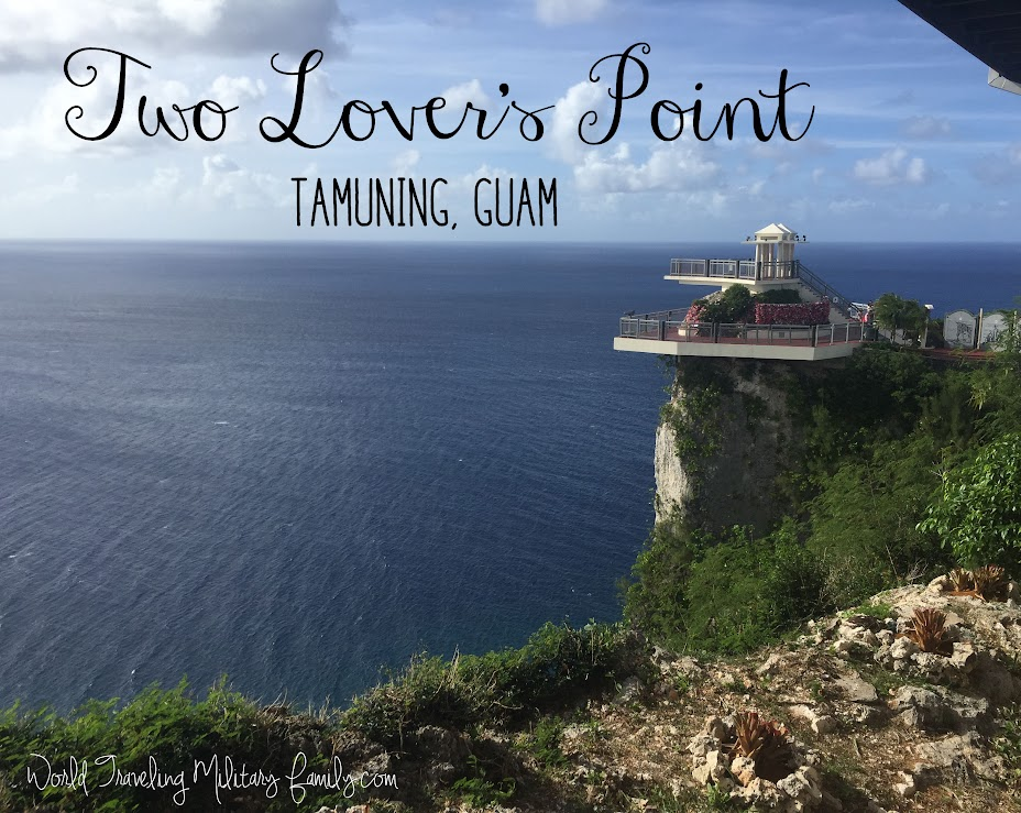 Two Lover's Point - Tamuning, Guam