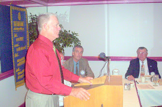 Photo: Mike Schilsky - 4-17-2007 - Mike was a member of our club and was  Principal of Deltona High School. He is a Security Specialist for the Volusia County schools.