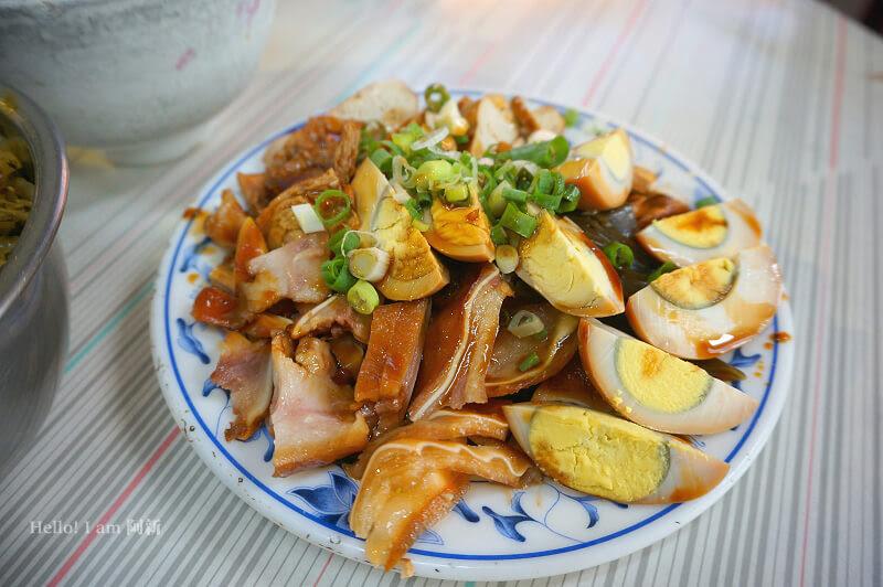 內行人麵攤,永興街小吃-9