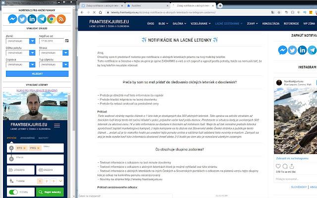 Vyhledávání letů a zájezdů│ FRANTISEKJURIS.EU