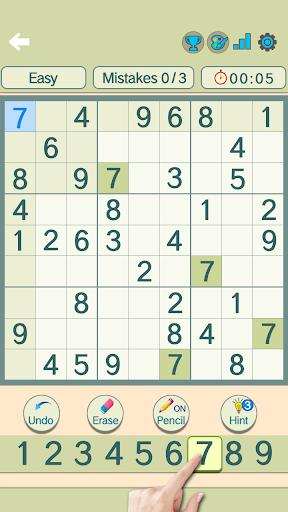 Sudoku.Fun: Legend Sudoku Puzzle game 1.0.2 screenshots 1