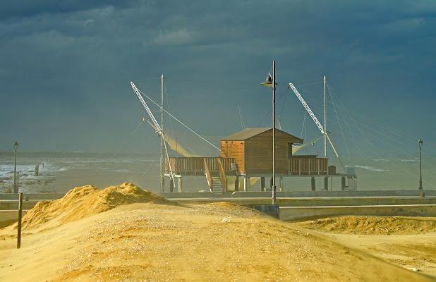 Il vento autunnale spazza già le dune di stefano_angeli