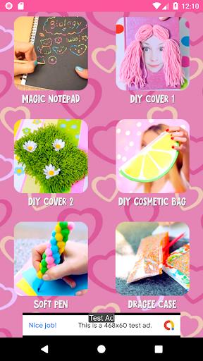 Creative school supplies DIY 2.1 screenshots 2