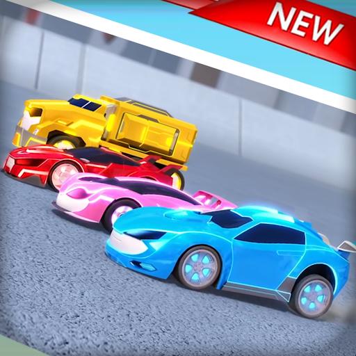 3D Racing Watch Car Battle