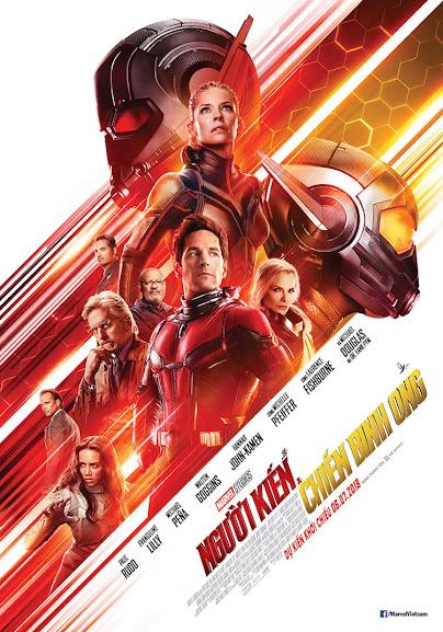 Người Kiến và Chiến Binh Ong - Ant-Man and the Wasp (2018) (2018)