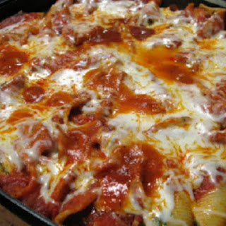 Stuffed Shells Cream Cheese Recipes.