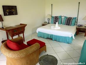 Photo: #010-Notre chambre #365 au Club Med de Columbus Isle.