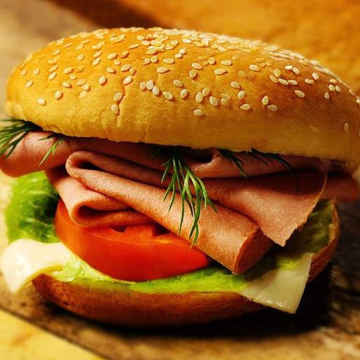 サンドイッチ壁紙 個人化 LOGO-玩APPs
