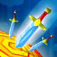 Knife Shooter: Knife Throw & Hit Challenge