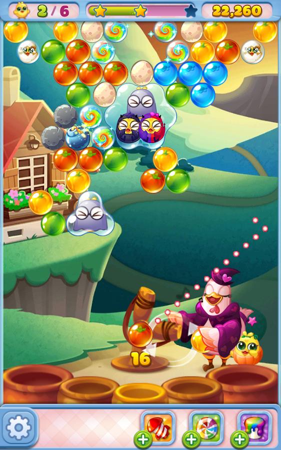 Bubble Coco Spielen