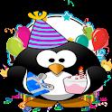 Happy Birthday Greetings Card icon