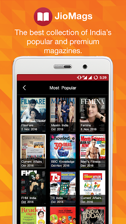 JioMags - Premium Magazines 1.1.5 screenshot 615015