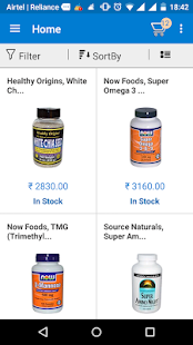 Health Mall - Best Online Nutrition Store- screenshot thumbnail