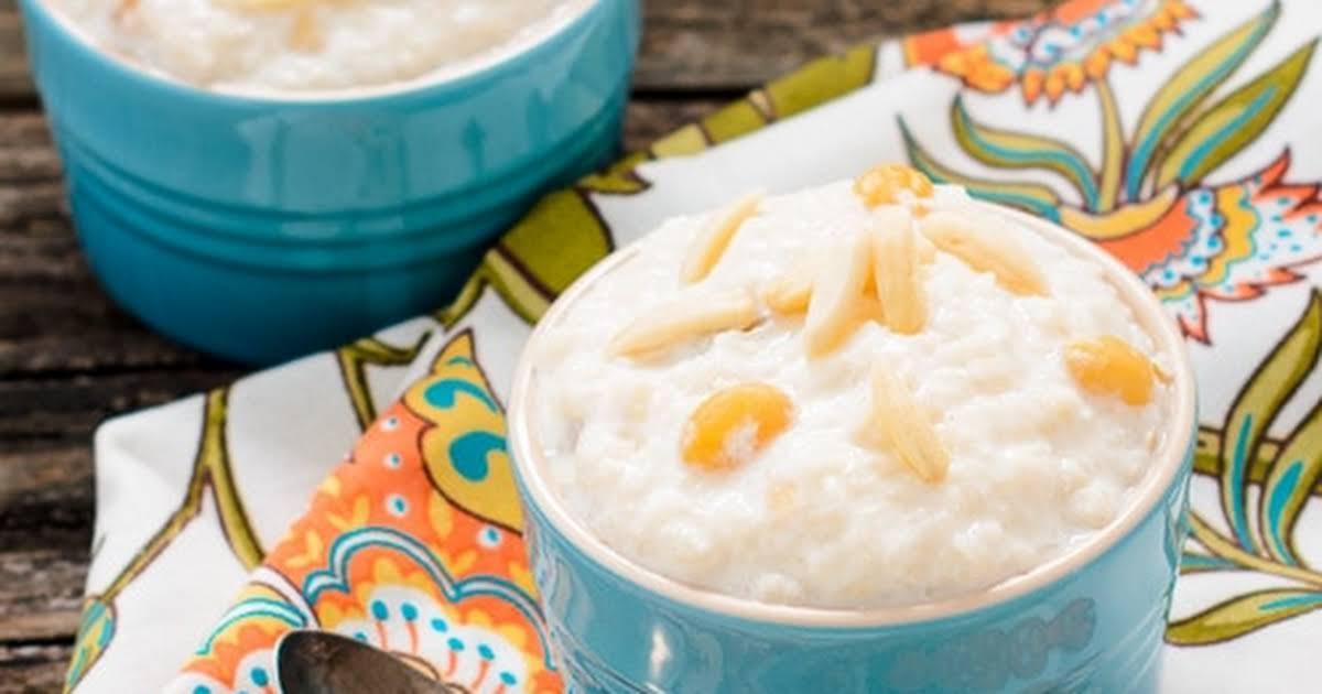 10 Best Crock Pot Rice Pudding Sweetened Condensed Milk ...