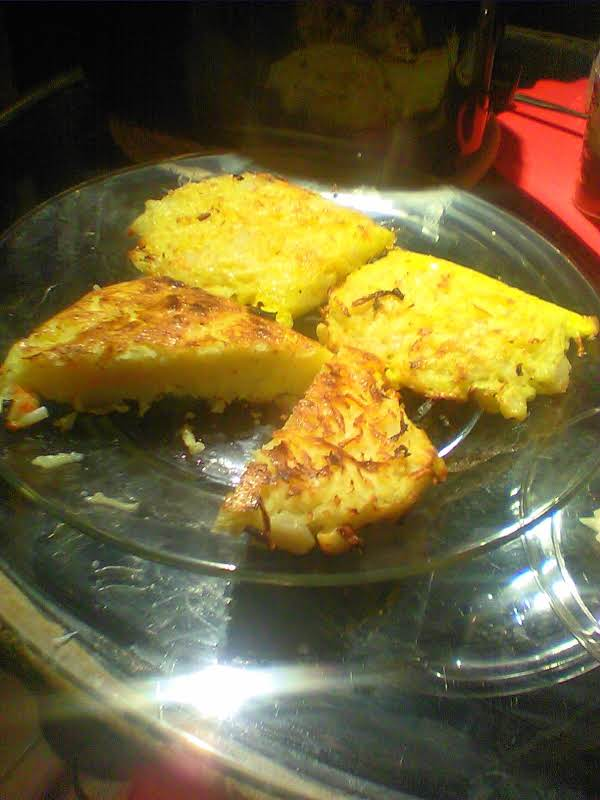 Using A Reusable Toaster Bag. This Hash Brown And Lobster Mix. (imitation) Waste Want Not!