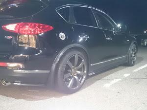 スカイラインクロスオーバー NJ50 2013  4WD  タイプPのカスタム事例画像 ヒデ1973さんの2018年11月08日22:16の投稿