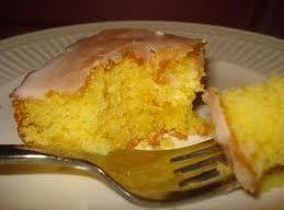 Lemon Jello Cake Recipe