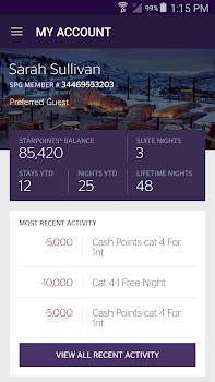 SPG: Starwood Hotels and Resorts