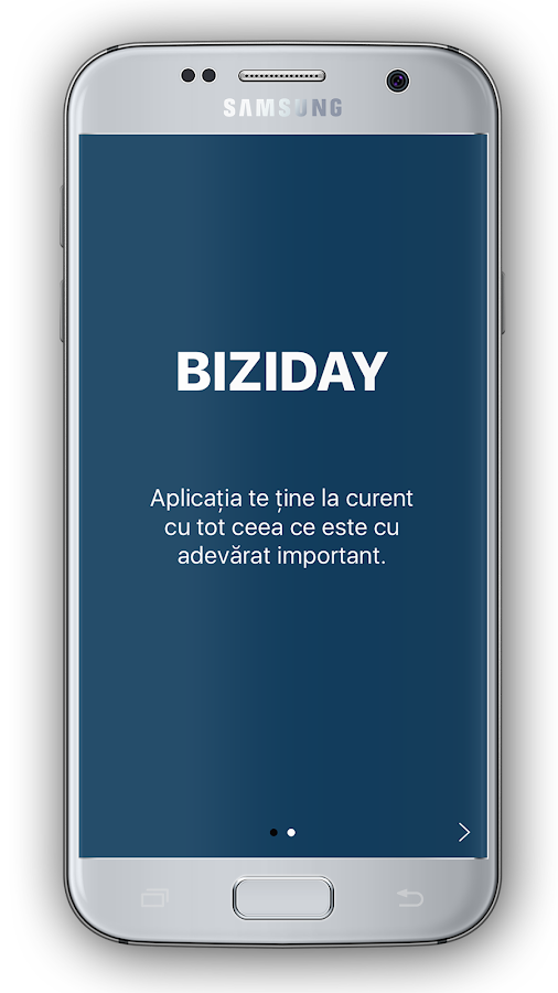 Biziday - Știri verificate- screenshot