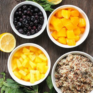 Rice Fruit Salad Dessert Recipes