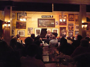 Photo: Nellie McKay at Nighttown (photo courtesy of Roger at onlymusicleft.com)