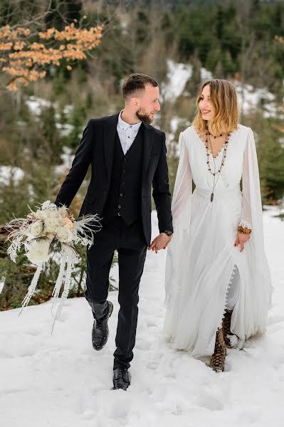 Wedding photographer Andrii Tsynhariuk (Tsynhariuk). Photo of 13.04.2021