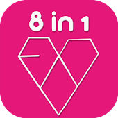 Games for EXO - 8 in 1 app
