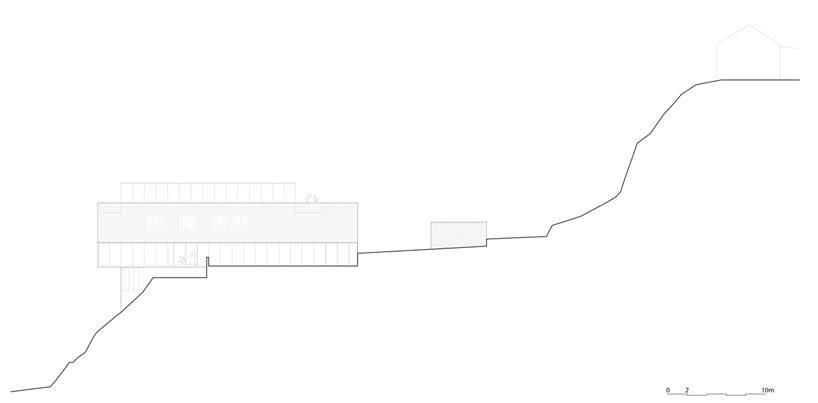 Casa dos en uno por Reiulf Ramstad Arkitekter