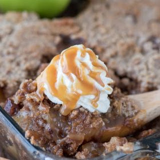Apple Dump Cake With Cake Mix Recipes