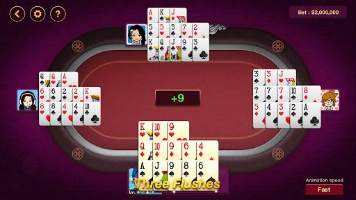 Chinese Poker Offline 1.0.4 screenshots 8