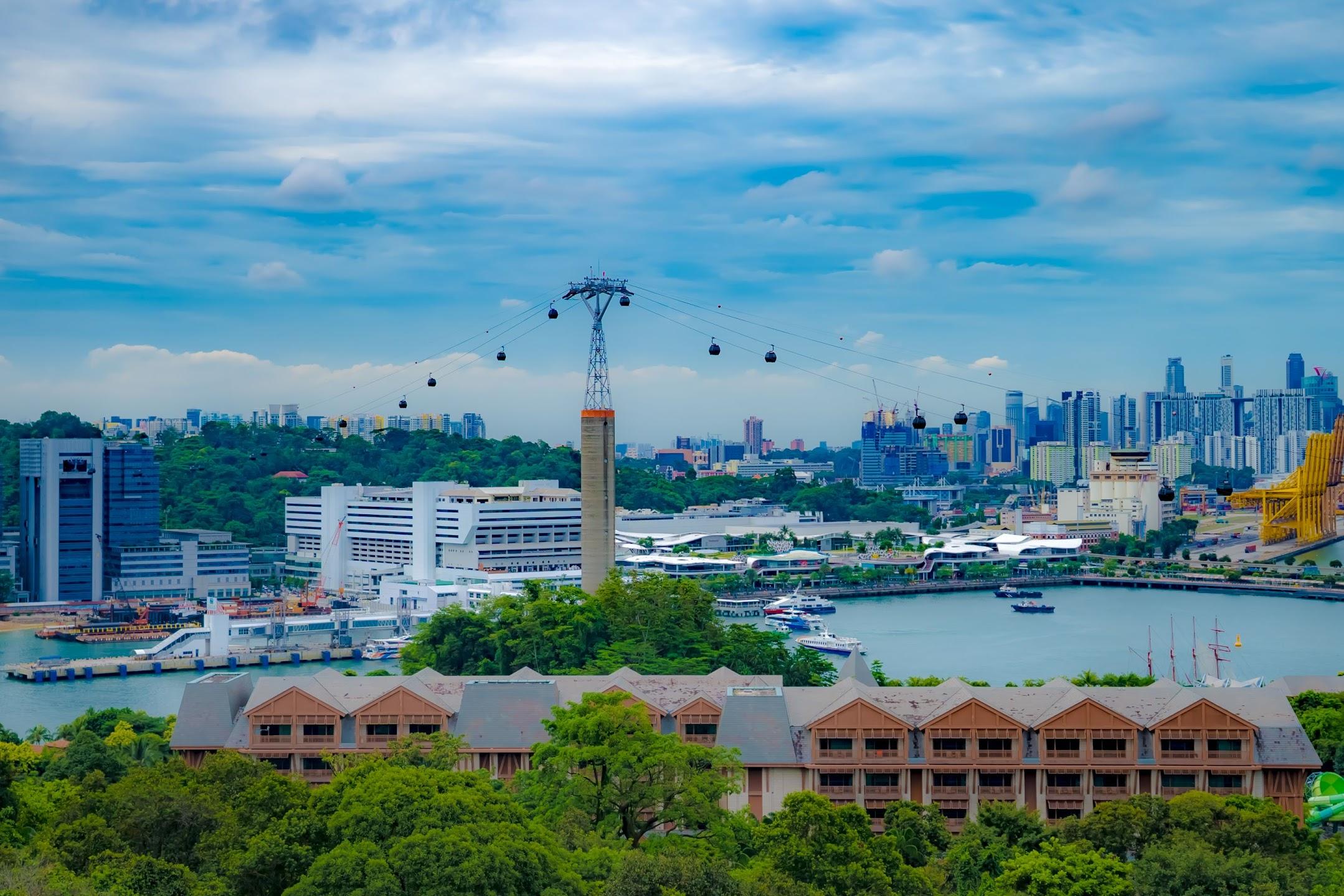 シンガポール セントーサ1
